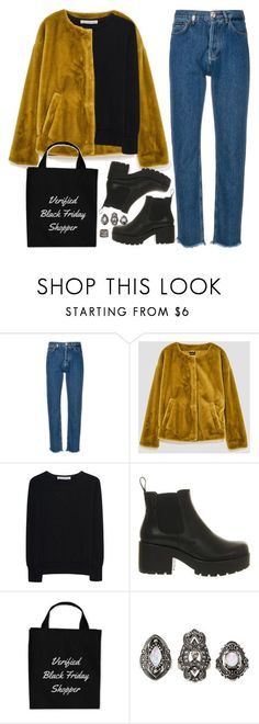"""""""Black Friday"""" by ritaflagy on Polyvore featuring Philipp Plein, Golden Goose, Vagabond, Charlotte Russe and Kendra Scott"""