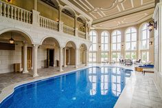 Château de Versailles in Vaughan, Ontario, Canada Luxury Estate, Luxury Homes, Rural Studio, Dream Mansion, Dream Homes, Mega Mansions, Palace Of Versailles, Million Dollar Homes, My Pool