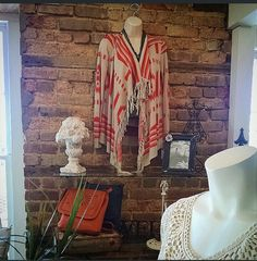 Stroll the Streets of Swansboro in a wrap Sweater from Lovely's!  #Swansboro