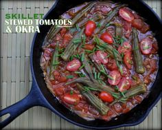 Swiss Chard Skillet Supper with Tomatoes, Corn, Fresh Dill & Feta © A ...