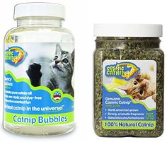 OurPets Cosmic Catnip Bundle  Bouncy Catnip Bubbles 8oz and OurPets Cosmic Catnip 125oz *** Click image to review more details.(This is an Amazon affiliate link and I receive a commission for the sales)