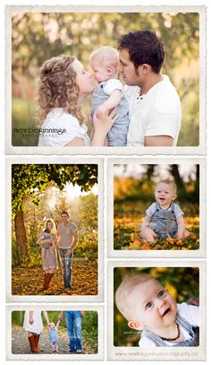 The K Family's session....so much fun!  Family Photography, Baby Photography
