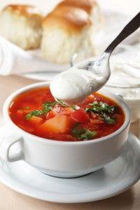 Borscht Russian Tea Room Recipe