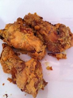 Airfryer Experiments: 'Fried' Chicken Wings