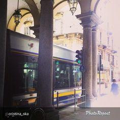 """#Torino raccontata dai cittadini per #inTO. Foto di cristina_ska """"Si va a lavoro!!! Si ricomincia!! Buongiorno a tutti!!!!☀️☀️☀️"""""""