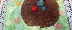 Recept Krtkův dort k narozeninám Cheesecake, Desserts, Tailgate Desserts, Deserts, Cheese Cakes, Postres, Dessert, Cheesecakes, Plated Desserts