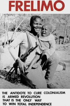 z- Woman- Mozambique Liberation Front- Antidote to Cure ...