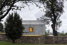 Fragments of architecture — The Dovecote / AZO