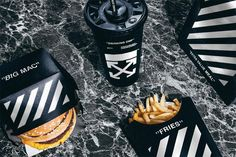 OFF-WHITE x McDonald's Is a Collab We Never Knew We Needed