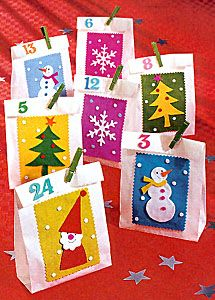 Tinker Tinker Craft: Advent calendar fun for the family.