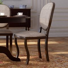 Perfect pulled up to the dining table or accenting your favorite seating group, this essential design gives guests a seat in any space.