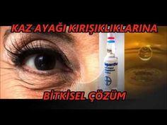 CİLT KIRIŞIKLIKLARINA VE KAZ AYAKLARINA ÇÖZÜM • Mucize formül: GLİSERİN+Vitamin E/A/Pantenol - YouTube