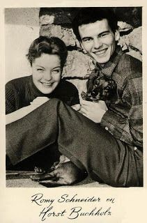 Dachshunds in Pop Culture: Romy Schneider and Horst Buchholz