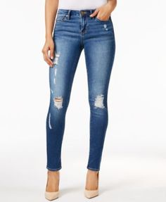 Calvin Klein Jeans Classic Blue Wash Ultimate Skinny Jeans