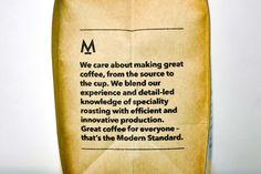 Modern Standard Coffee Mscroasters On Pinterest