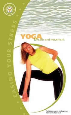 YOGA Breath & Movement DVD BY Lyn Thomas Yoga For Beginners, Breathe, Yoga For Complete Beginners, Yoga Beginners, Beginner Yoga
