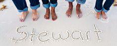 Beach Family Photography <-- LOVE!
