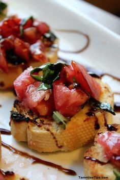 Super Easy Bruschetta Recipe - 13 Original and Delicious Bruschetta Recipes