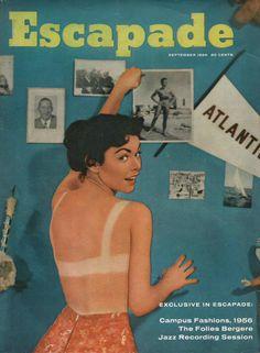 Escapade, September 1956.