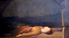 Found Drowned, 1867, George Frederick Watts. Location unknown.