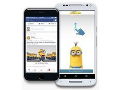 Facebook Canvas n'est plus un format publicitaire