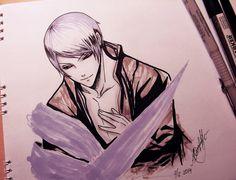 Tsukiyama Shuu by ReiAyer on DeviantArt