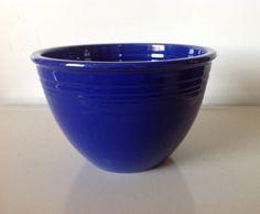 Fiesta ware Cobalt Blue Bowl #5