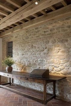 Dream Home Design, My Dream Home, Interior Decorating, Interior Design, Stone Houses, Modern Rustic, Home Remodeling, Interior And Exterior, Beautiful Homes