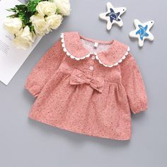 Dresses Kids Girl, Cute Dresses, Kids Outfits, Sewing Baby Clothes, Girls Winter Coats, Jumpsuits For Girls, Floral Lace Dress, Matching Family Outfits, Baby Outfits Newborn