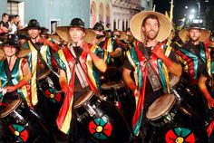 Carnaval en Montevideo