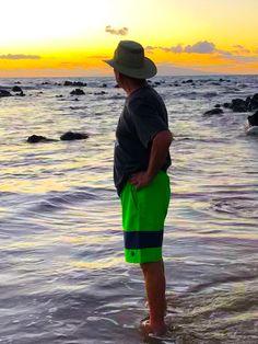 Men Swim Suits Love Chihuahua-2 Casual Sport Beach Boardshort Adults Boys