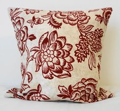 Lovely pillow cover for any room in your house. -  $20.00