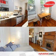 Special discount for our fans! Take 15% off the price listed on our website when you book this #vacation #rental apartment in #NYC. http://www.nyhabitat.com/new-york-apartment/vacation/16215 Expires 8/26
