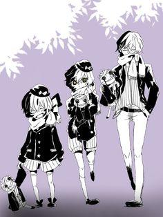 Q/Kyusaku Yumeno; Bungou Stray Dogs (BSD)