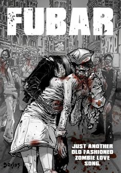 Zombie FUBAR is a forthcoming comic anthology of World War II zombie stories