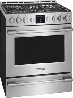 Kitchen | Frigidaire Pro Stainless Steel Electric Range