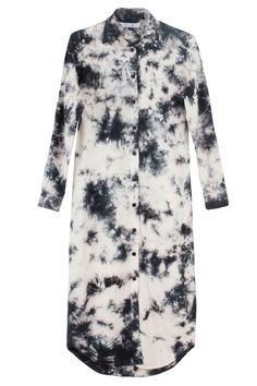 Upstate Clothing - Black Arashi Oxford Dress | BONA DRAG