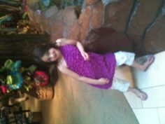 Maddie in ruffle top  made 05_12