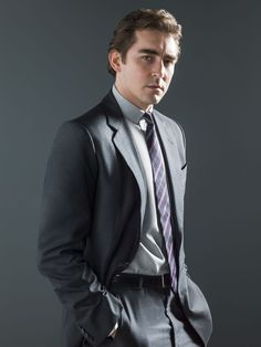 Lee Pace Halt And Catch Fire.   Damn the series ended on C More and I regret not recording them.
