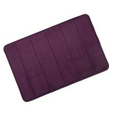 shower mats | Details about Microfibre Memory Foam Bathroom Shower Bath Mat With Non ...
