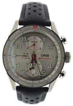 Oris Artix GT Audi Sport 7661 Titanium & Rubber Automatic 44mm Mens Watch
