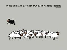 La oveja negra.