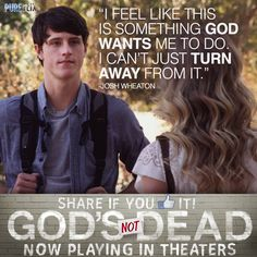 God's Not Dead - Shane Harper as (Josh Wheaton) in God's Not Dead now playing in theaters