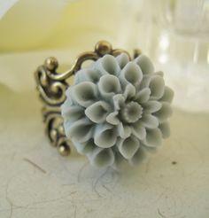 flower ring.