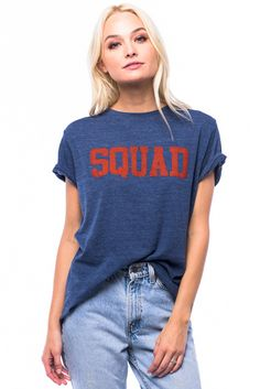 2542a8786bc075 Squad Loose Tee. Beyonce T ShirtCute ...