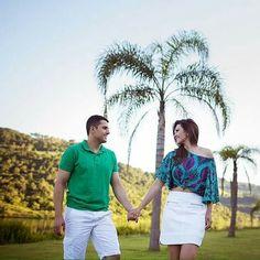 Lilian e Marco Antônio!  Por Junior Alm _ Nossos noivinhos com data marcada em 30.04.16