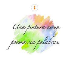 Una pintura es un poema sin palabras. ________________________________________ #art #arte #trabajando #work #concursos #workinghard #picoftheday #MundoArti #monday #lunes #winter #oficina #startup #invierno #artist #artista #photo #foto #picture #upv #valencia #spain #españa #style #cuadros #literature #music #dance #poesia