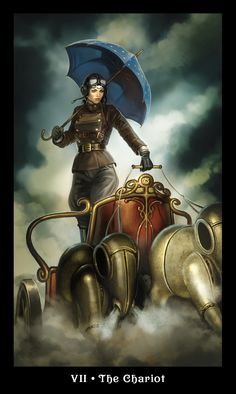 Llewellyn Worldwide - Articles: Steampunk and Tarot Are a Perfect Match