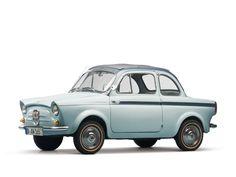 Fiat Weinsberg 500 Limousette '1960–63