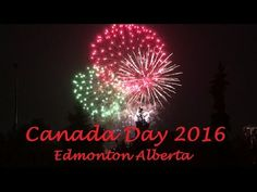 Canada Day Fireworks! | I Read Encyclopedias for Fun Canada Day Fireworks, Carnival, Neon Signs, Fun, Carnavals, Hilarious